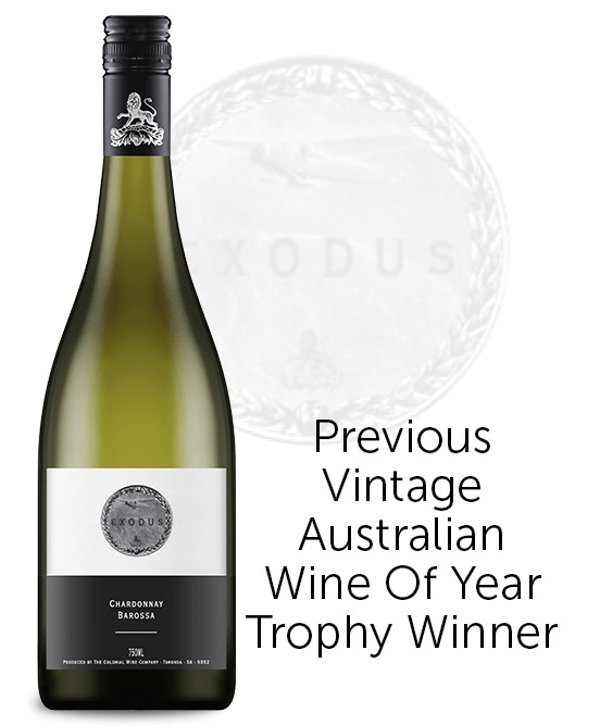 The Colonial Estate Exodus Barossa Valley Chardonnay