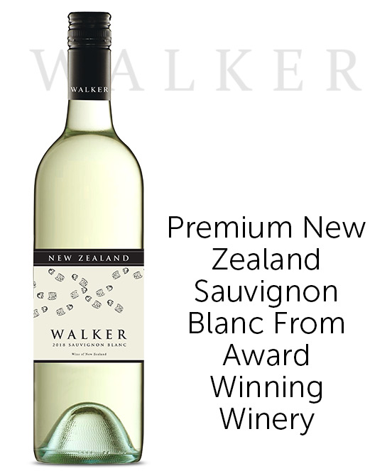 Walker New Zealand Sauvignon Blanc 2018