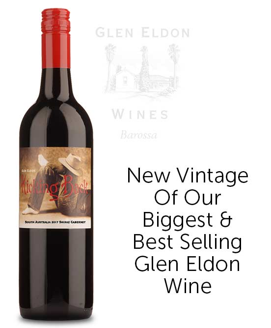 Glen Eldon Kicking Back Shiraz Cabernet 2017