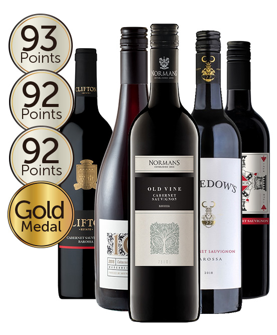 $120 Multi Gold Medal Winning 92 Point Rated Cabernet Sauvignon Mixed Dozen