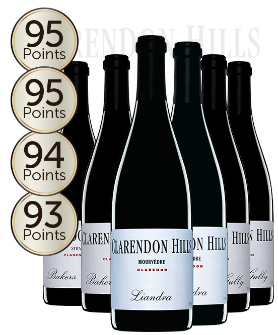 Clarendon Hills Museum Release Vertical  Mixed 6pack
