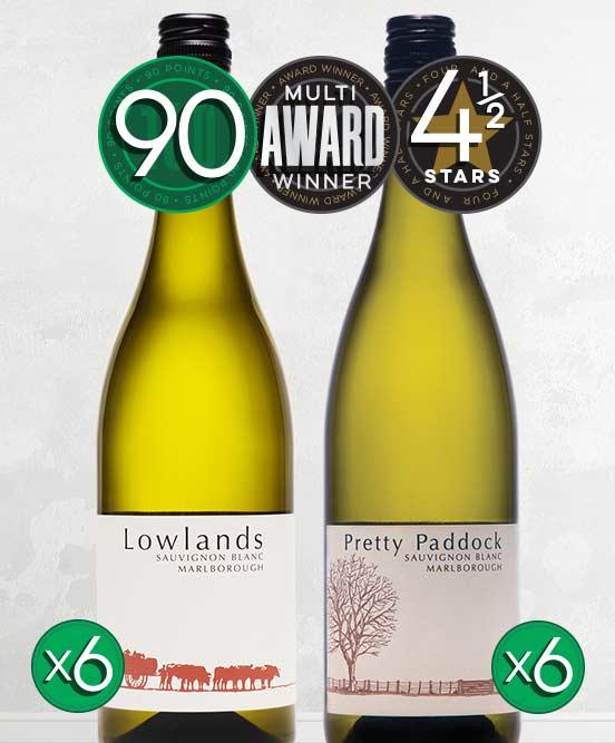 Lowlands & Pretty Paddock Mixed Dozen