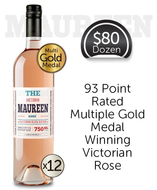 The Maureen Victorian Rose 2020 Dozen