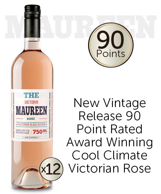 The Maureen Victorian Rose 2021 Dozen