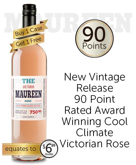 The Maureen Victorian Rose 2021