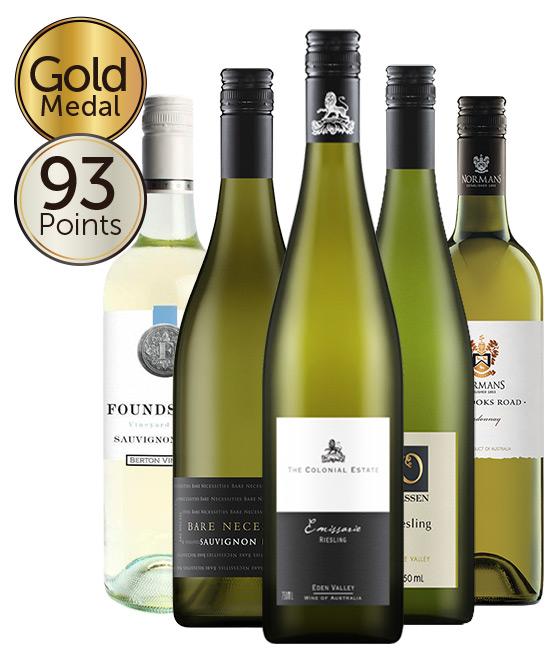 $90 White Wine Mixed Dozen