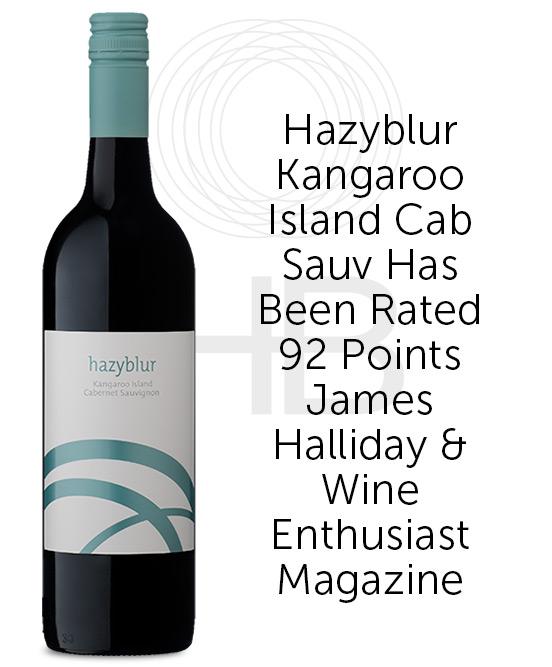 Hazyblur Kangaroo Island Cabernet Sauvignon 2017