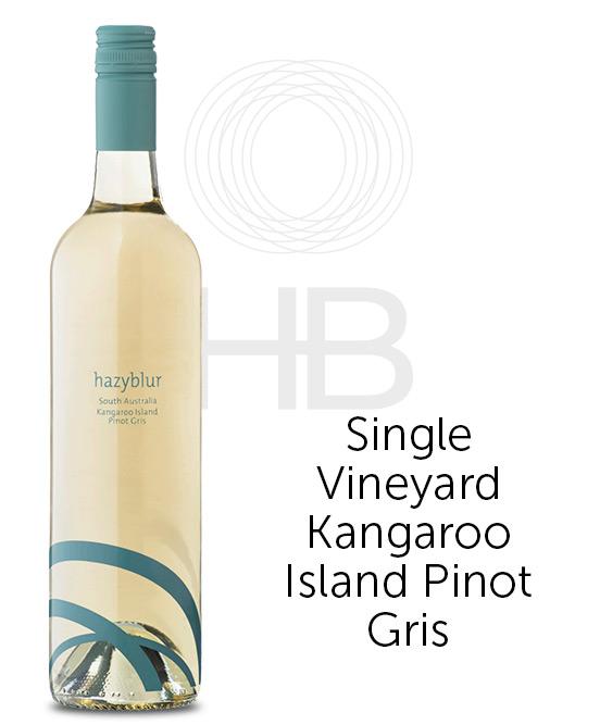 Hazyblur Kangaroo Island Pinot Gris 2019