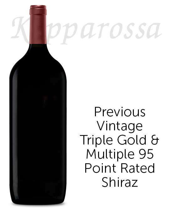 Kopparossa Coonawarra Reserve Shiraz 2014 1.5L Magnum Cleanskin