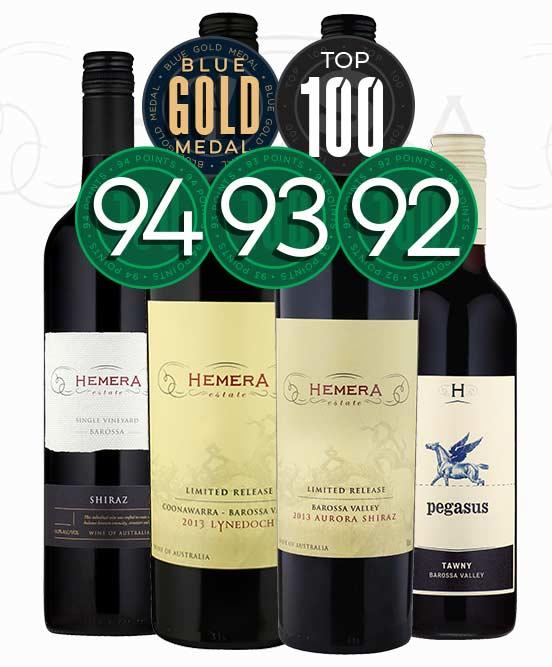 Hemera Estate Premium Mixed Dozen