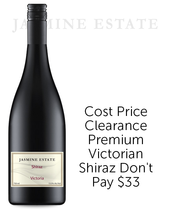 Jasmine Estate Victorian Shiraz 2019