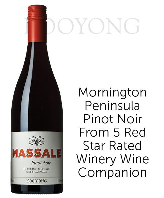Kooyong Massale Mornington Peninsula Pinot Noir 2020