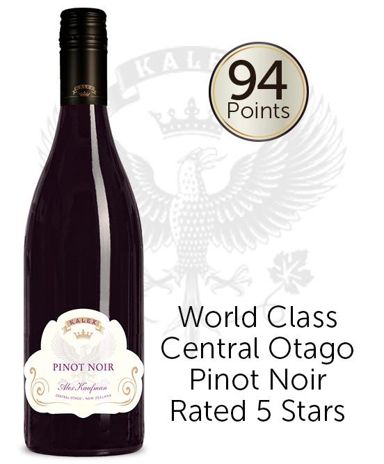 Kalex Wines Central Otago Pinot Noir 2016
