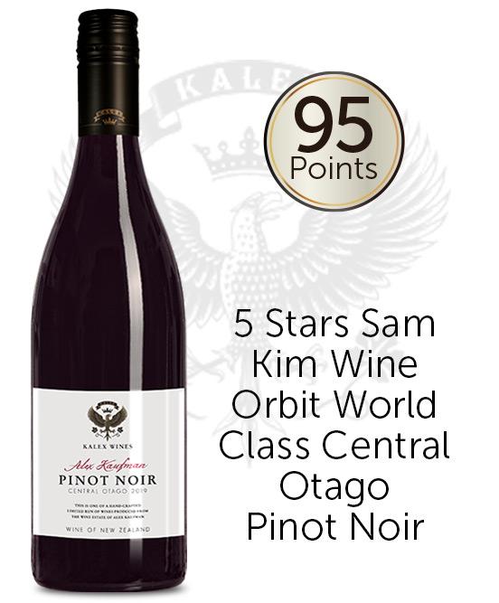 Kalex Wines Central Otago Pinot Noir 2019