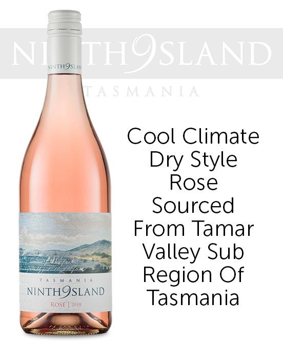 Ninth Island Tasmania Rose 2019