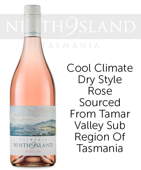 Ninth Island Tasmania Rose 2020