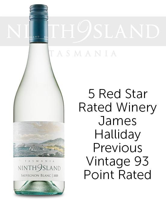 Ninth Island Tasmania Sauvignon Blanc 2020