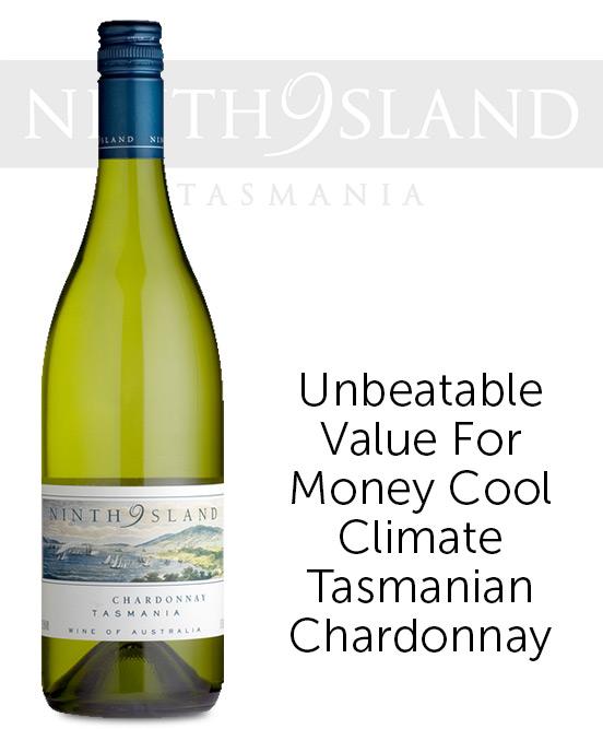 Ninth Island Tasmania Chardonnay 2018