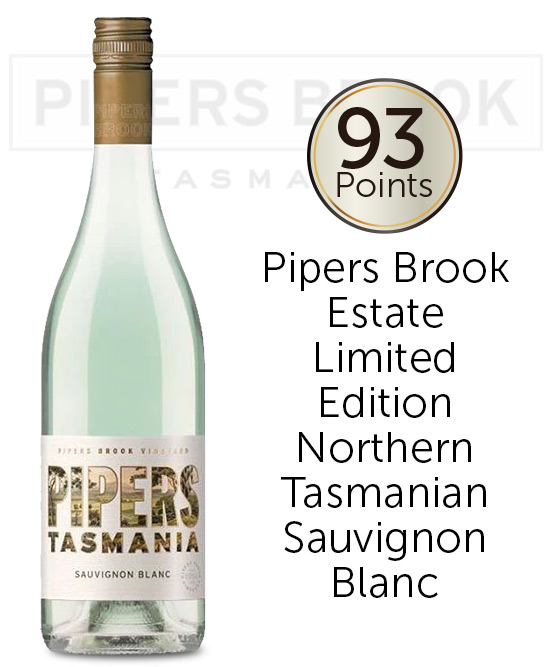 Pipers Tasmania Sauvignon Blanc 2019