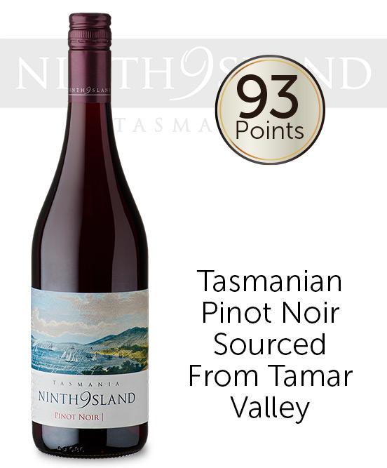 Ninth Island Tasmania Pinot Noir 2018