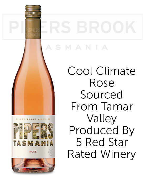 Pipers Tasmania Rose 2019