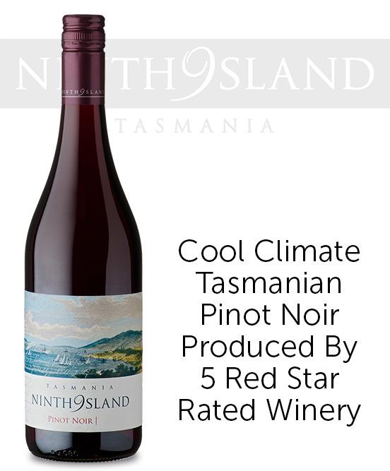 Ninth Island Tasmania Pinot Noir 2020
