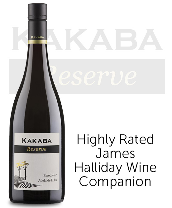 Kakaba Reserve Adelaide Hills Pinot Noir 2016