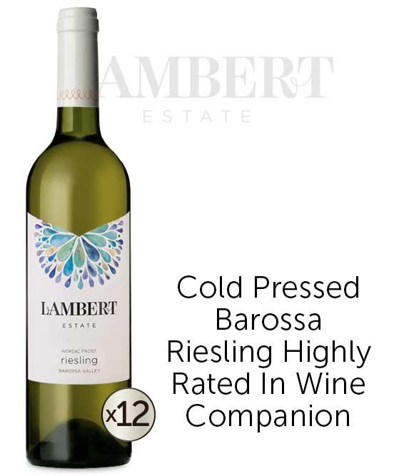 Lambert Estate Nordic Frost Riesling 2013 Dozen