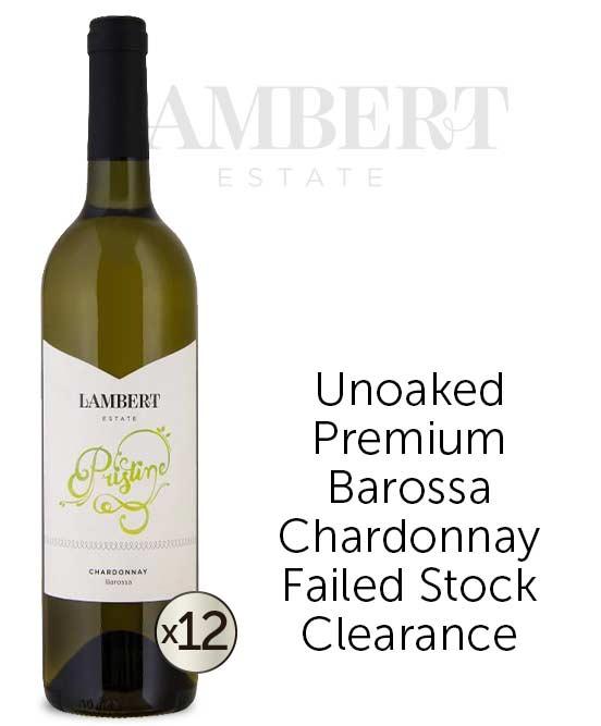 Lambert Estate Pristine Barossa Valley Chardonnay 2013 Dozen