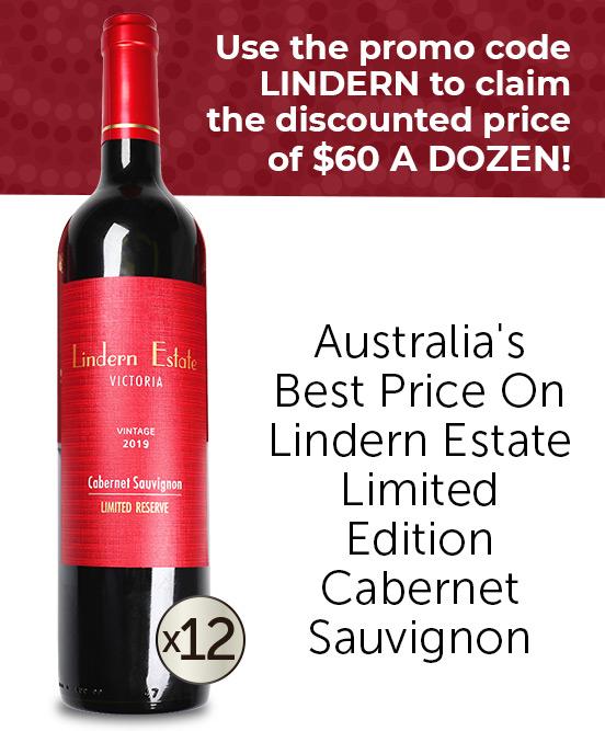 Lindern Estate Limited Edition Victoria Cabernet Sauvignon 2019 Dozen