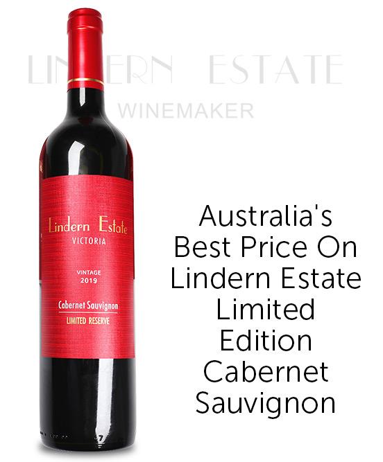 Lindern Estate Limited Edition Victoria Cabernet Sauvignon 2019