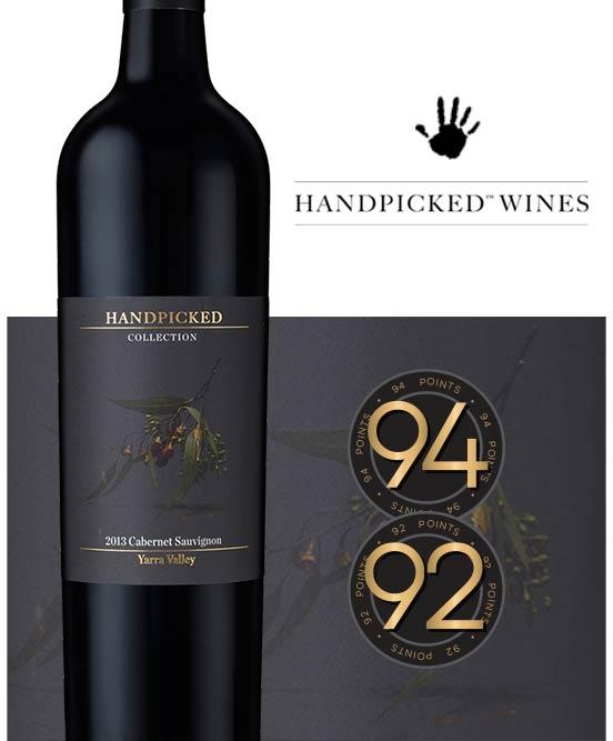 Handpicked Wines Yarra Valley Cabernet Sauvignon 2013