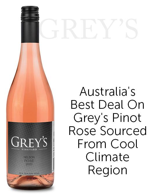 Greys Nelson Pinot Meunier Rose 2020