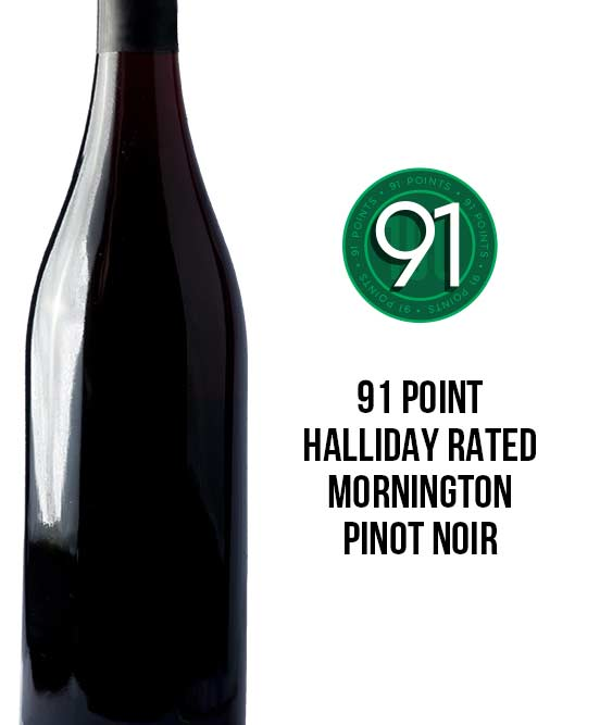 Mr Hugh Mornington Peninsula Pinot Noir 2016 Cleanskin