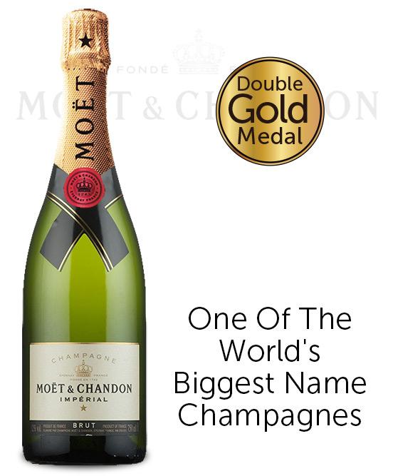 Moet & Chandon Brut Imperial Champagne Nv