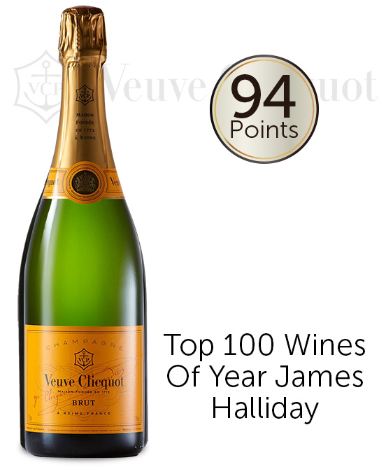 Veuve Clicquot Brut Yellow Label Champagne Nv