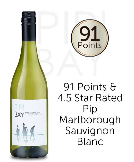 Pipi Bay Marlborough Sauvignon Blanc 2020 By Mt Riley