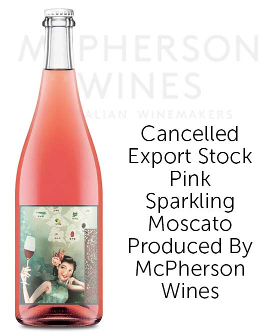 McPherson Princess Butterfly Moscato 2018