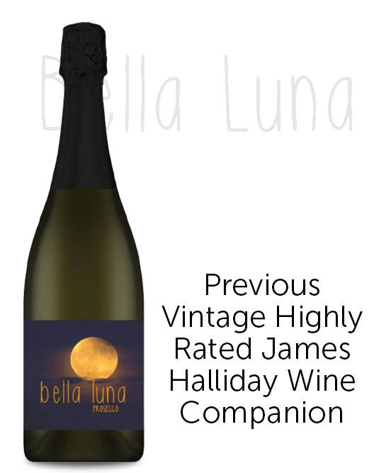 Bella Luna Victorian Prosecco 2020