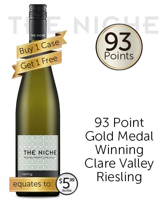 Niche Clare Valley Riesling 2017