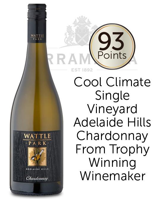 Wattle Park Adelaide Hills Chardonnay 2019 By Pirramimma