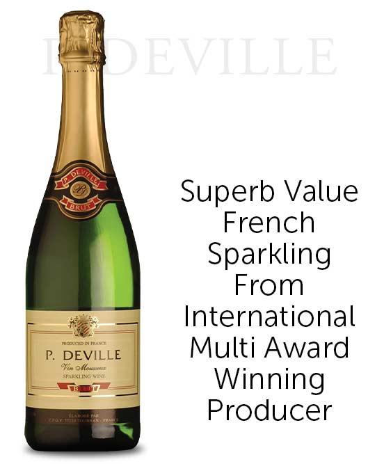 Pierre Deville French Brut