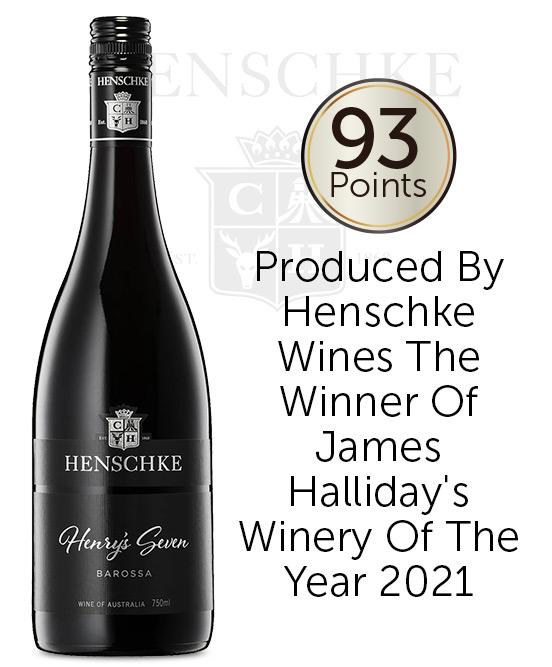 Henschke Henry's Seven Shiraz Grenache Viognier 2019