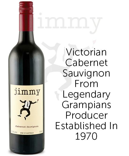 Jimmy Victorian Cabernet Sauvignon 2016