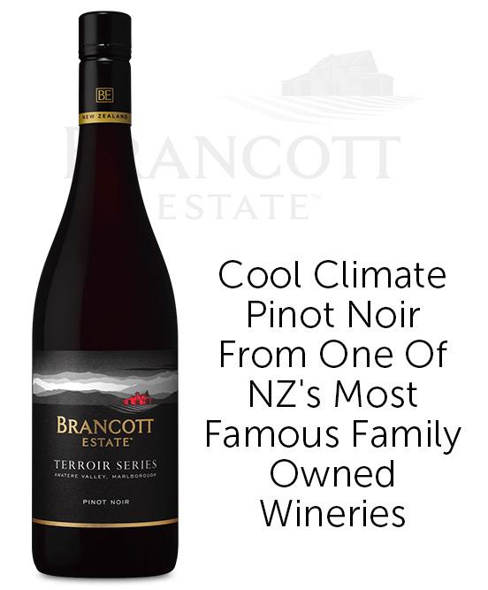 Brancott Estate Terroir Series Awatere Valley Pinot Noir 2017