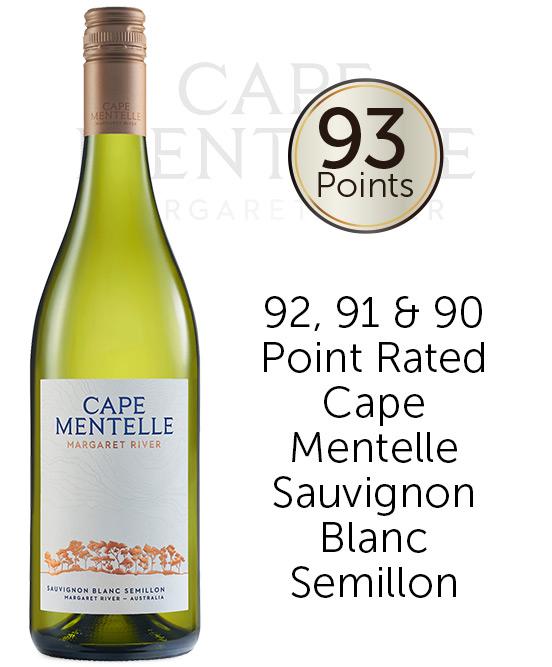 Cape Mentelle Margaret River Sauvignon Blanc Semillon 2017