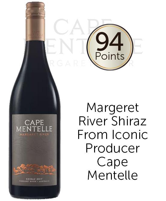 Cape Mentelle Margaret River Shiraz 2017