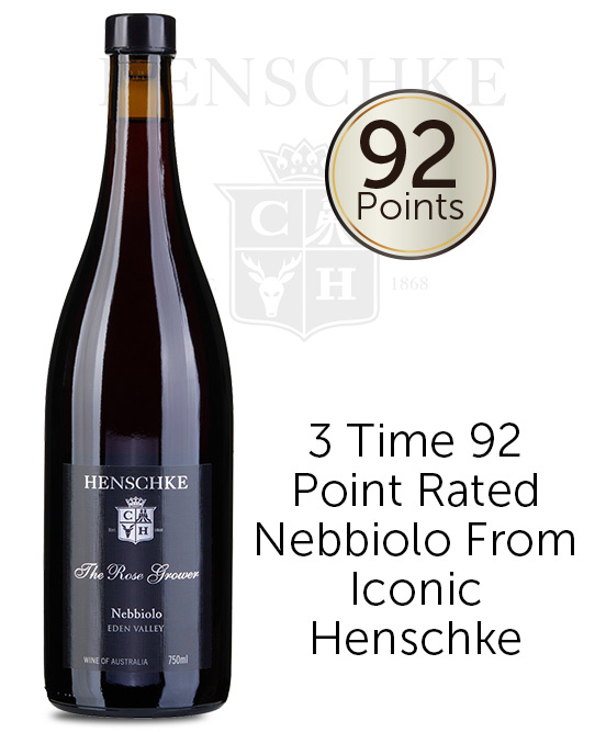 Henschke The Rose Grower Nebbiolo 2017