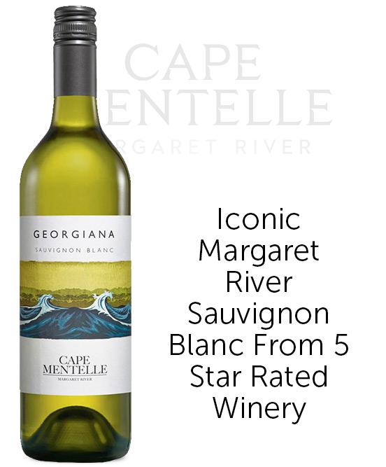 Cape Mentelle Georgiana Sauvignon Blanc 2018