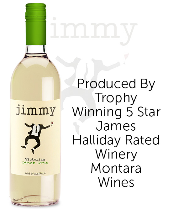 Jimmy Victorian Pinot Gris 2019